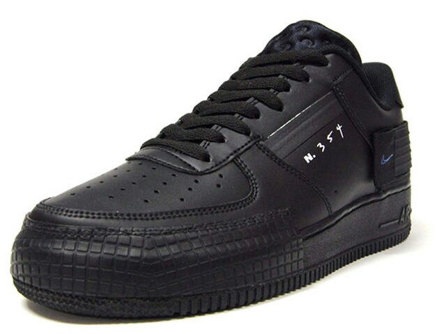 "NIKE AF1-TYPE ""N.354"" ""LIMITED EDITION for NSW""  BLACK/PHOTO BLUE/PLATINUM TINT (AT7859-001)"