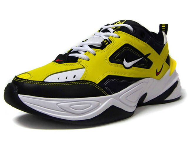 "NIKE M2K TEKNO ""LIMITED EDITION for NSW""  CHROME YELLOW/WHITE/BLACK (AV4789-700)"