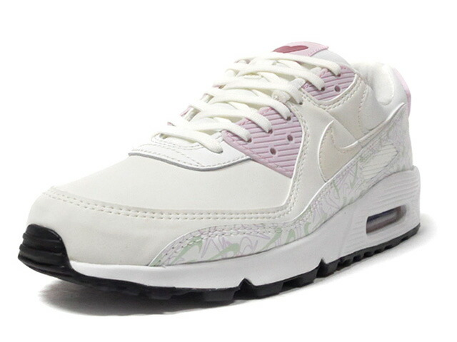 """NIKE (WMNS) AIR MAX 90 VDAY """"VALENTINE'S DAY"""" """"30th ANNIVERSARY""""  SUMMIT WHITE/SUMMIT WHITE/PISTACHIO FROST/ICE DRYRACK/NOBLE RED/BLACK (CI7395-100)"""