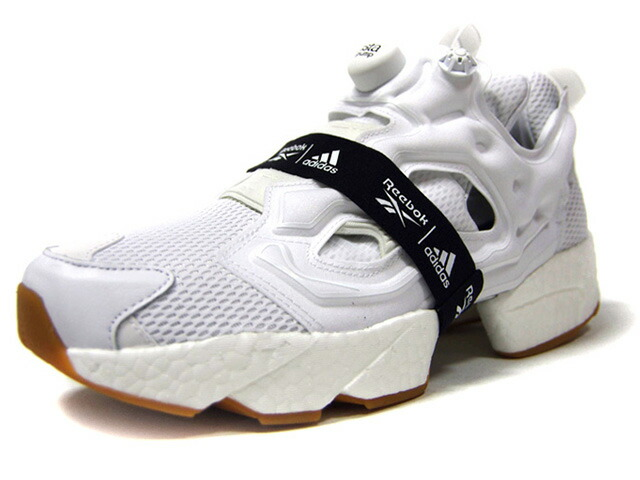 "Reebok INSTAPUMP FURY BOOST ""BLACK&WHITE"" ""INSTAPUMP FURY 25th ANNIVERSARY"" ""LIMITED EDITION""  WHT/BLK/GUM (FU9238)"