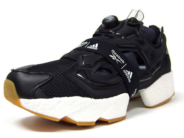 "Reebok INSTAPUMP FURY BOOST ""BLACK&WHITE"" ""INSTAPUMP FURY 25th ANNIVERSARY"" ""LIMITED EDITION""  BLK/WHT/GUM (FU9239)"