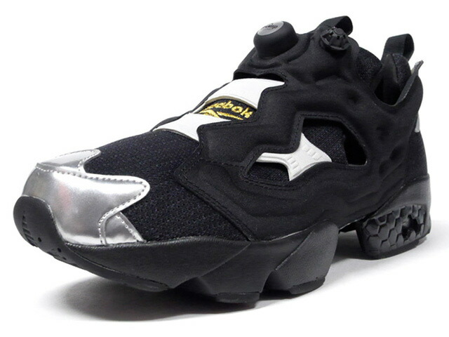 "Reebok INSTAPUMP FURY OG MU ""ICONS PACK/ANSWER V"" ""INSTAPUMP FURY 25th ANNIVERSARY""  ""LIMITED EDITION""  BLK/SLV/WHT (FV0417)"