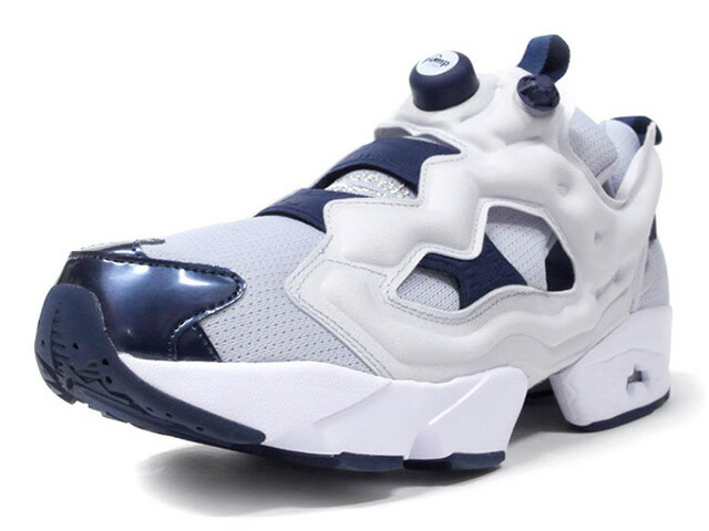 "Reebok INSTAPUMP FURY OG MU ""ICONS PACK/QUESTION MID"" ""INSTAPUMP FURY 25th ANNIVERSARY""  ""LIMITED EDITION""  L.GRY/GRY/NVY/WHT (FV0419)"