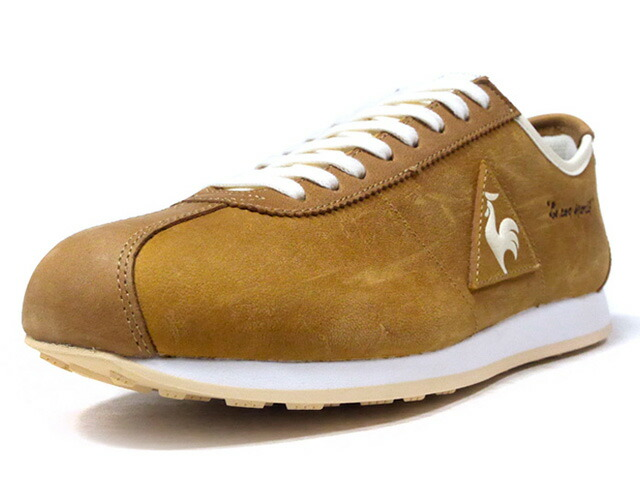 "le coq sportif MONTPELLIER ""BREAKFAST PACK"" ""LIMITED EDITION for better+""  BRN/O.WHT/WHT/BGE (QL1OGC13BG)"