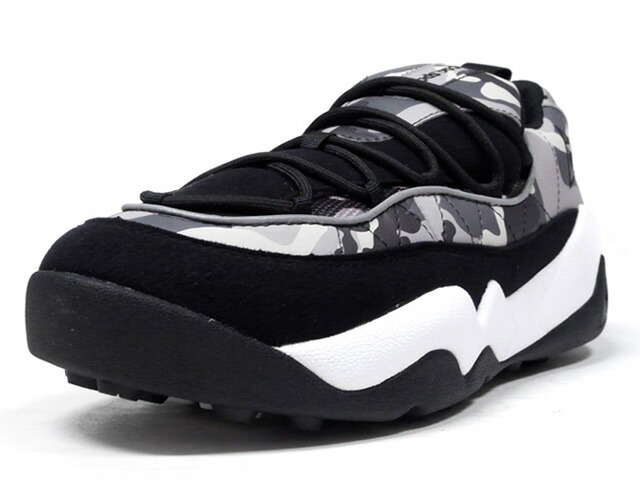 """le coq sportif LCS TR CAMO """"CAMOUFLAGE PACK"""" """"LIMITED EDITION for better+""""  BLK/GRY/WHT (QL2OJC98GC)"""