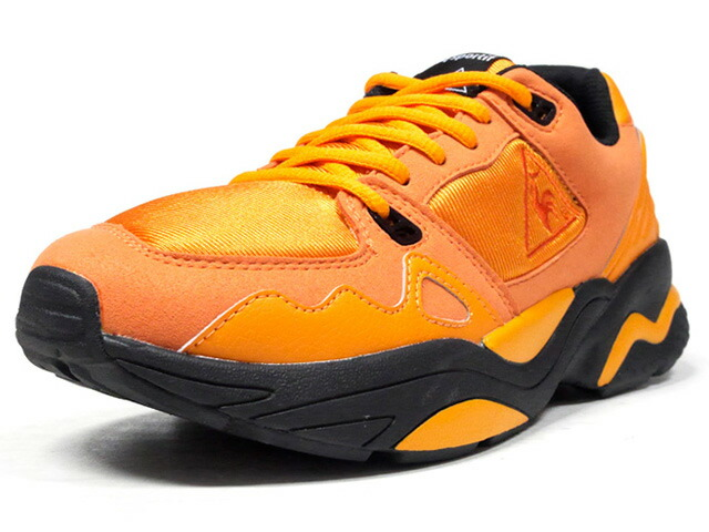 """le coq sportif LCS R 1921 """"HALLOWEEN"""" """"LIMITED EDITION for SELECT""""  ORG/BLK (QL2OJC99JO)"""