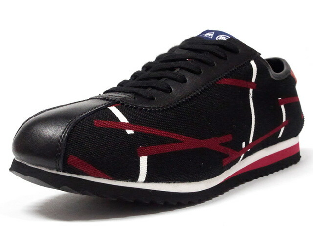 "le coq sportif MONTPELLIER.JP ""made in JAPAN"" ""鳶"" ""SOU・SOU"" ""LIMITED EDITION for SELECT""  BLK/RED/WHT/BLU (QY2OJC30TO)"