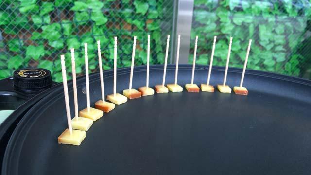 スモークチーズの美味しい食べ方