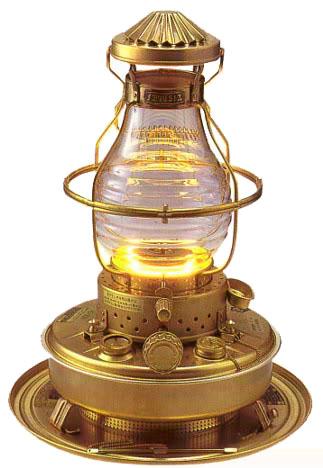 日本船燈 ゴールドフレーム