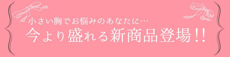 ナイトブラ/盛りボムブラ/新商品