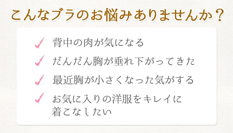 ナイトブラ/大人の盛りブラ/メイン