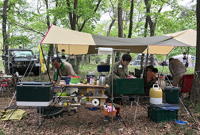 キャンプスミス CAMP SMITH TAKEMASA アイアンラックフルセット A100304