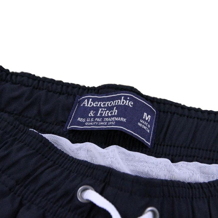 アバクロ Abercrombie&Fitch 正規品 メンズ スイムパンツ 水着 5 GUARD FIT SWIM SHORTS 133-350-0483-900