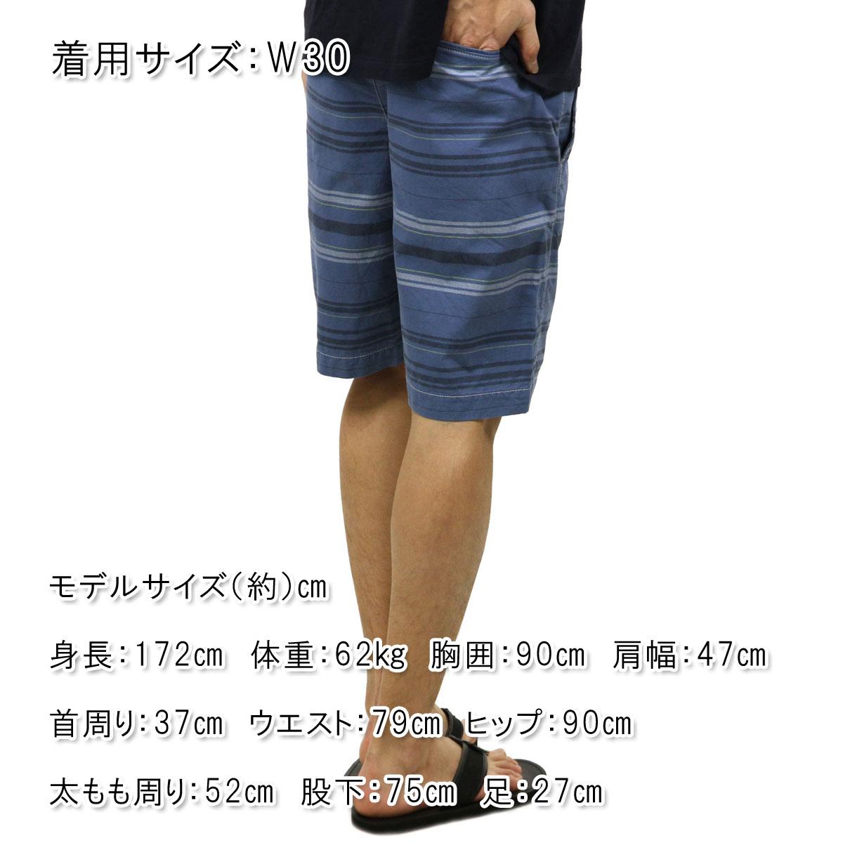 アメリカンイーグル AMERICAN EAGLE 正規品 メンズ ショートパンツ AE PREP LENGTH STRIPED SHORT 1131-5823 BLUE