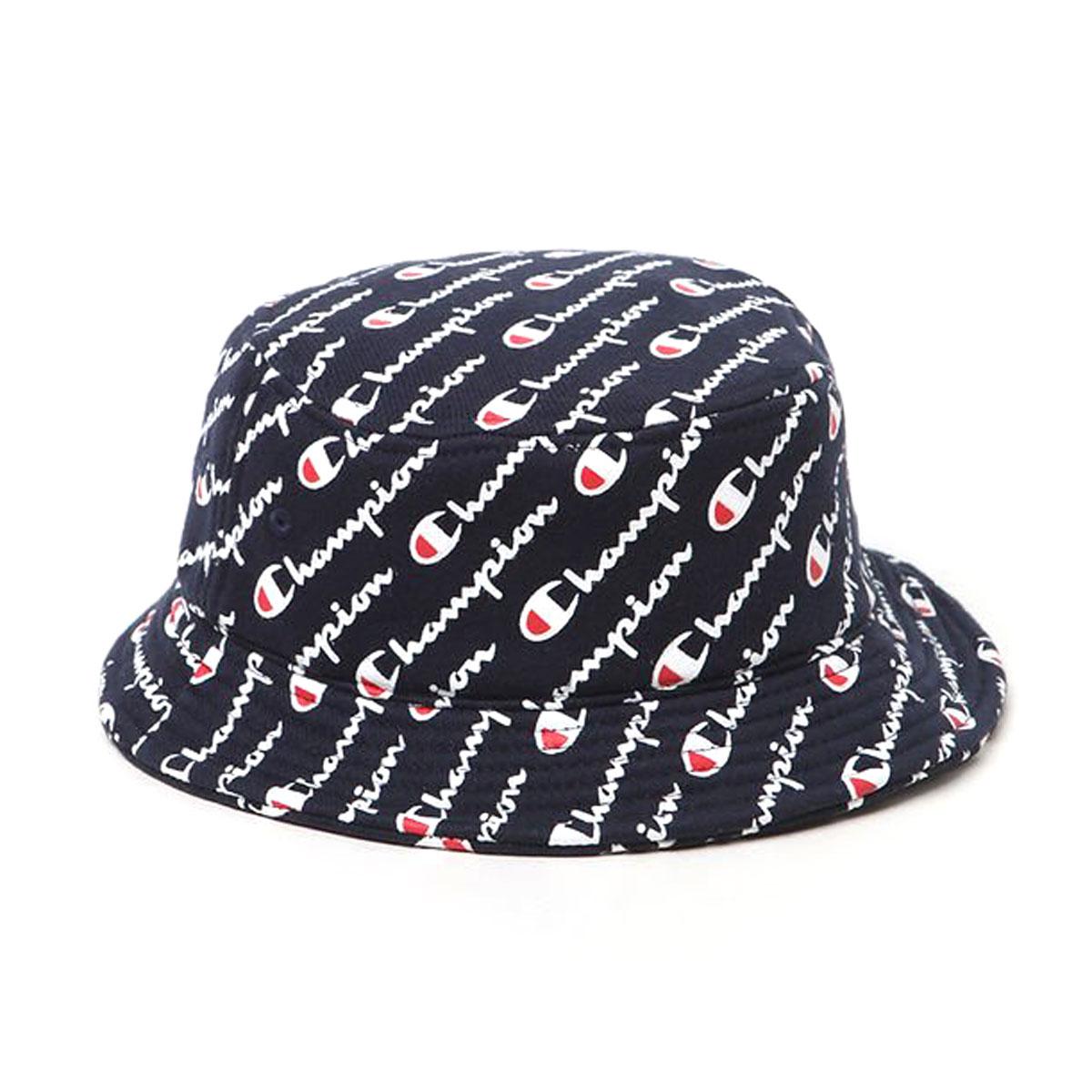 35b702e60df チャンピオン CHAMPION 正規品 帽子 ハット REVERSE WEAVE BUCKET HAT ...