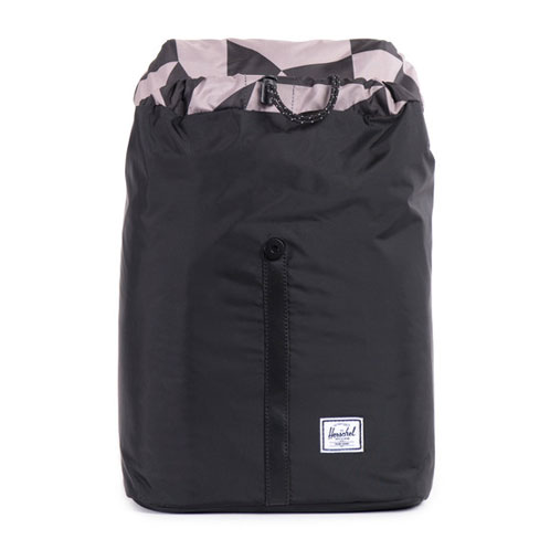 ハーシェル Herschel バッグ Post Classics - Nylon 10021-00587-OS Black