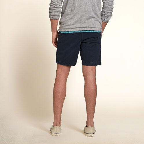 ホリスター HOLLISTER 正規品 メンズ ショートパンツ Hollister Beach Prep Fit Shorts Inseam 7 Inches 328-281-0489-023