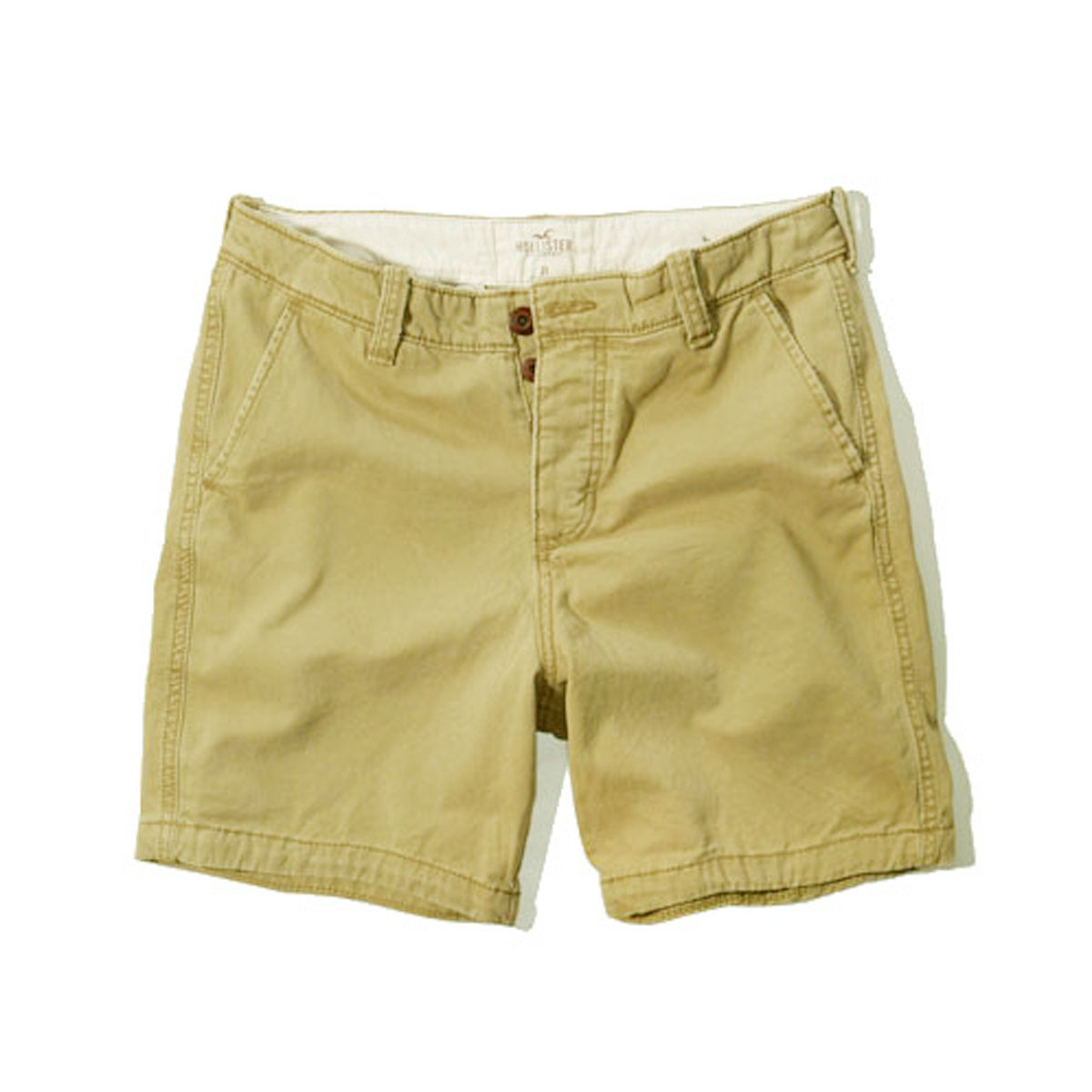 ホリスター HOLLISTER 正規品 メンズ ショートパンツ Hollister Beach Prep Fit Shorts Inseam 7 Inches 328-281-0487-044