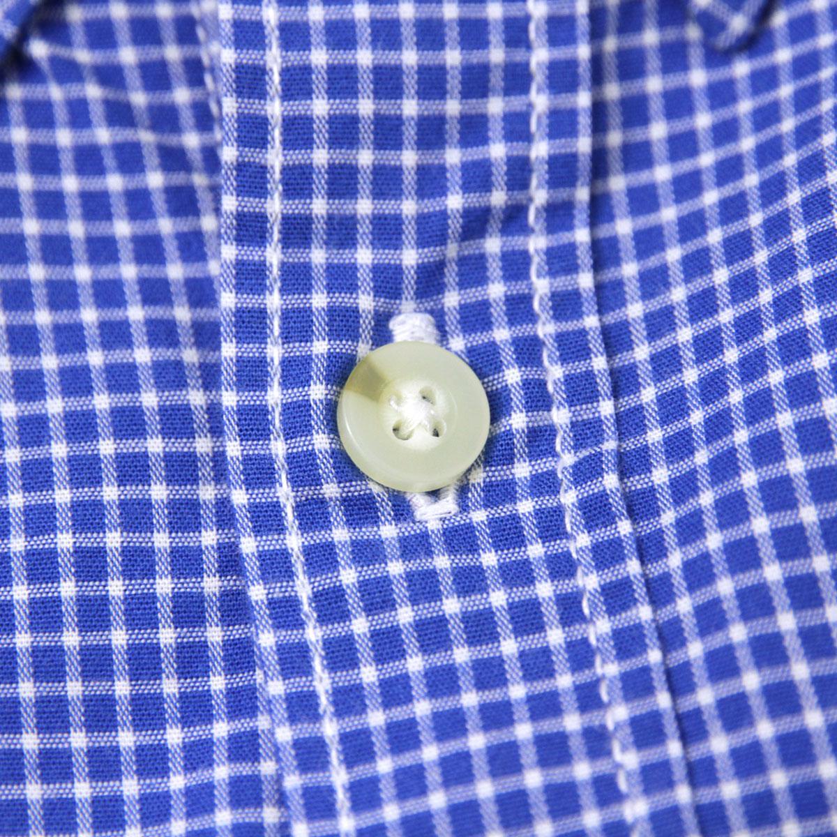 ホリスター HOLLISTER 正規品 メンズ 長袖シャツ  Plaid Poplin Shirt Epic Flex 325-253-0255-228