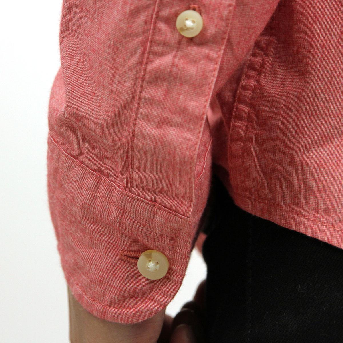 ホリスター HOLLISTER 正規品 メンズ 長袖シャツ  Iconic Poplin Shirt Epic Flex 325-259-1586-500