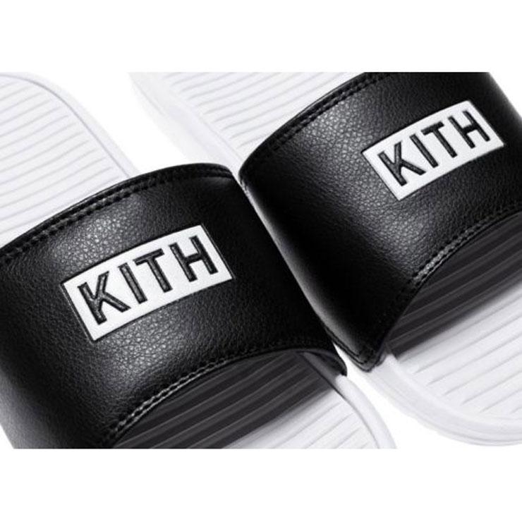 キス KITH 正規品 サンダル KITH Classics Chancletas SANDALS FLIP FLOPS