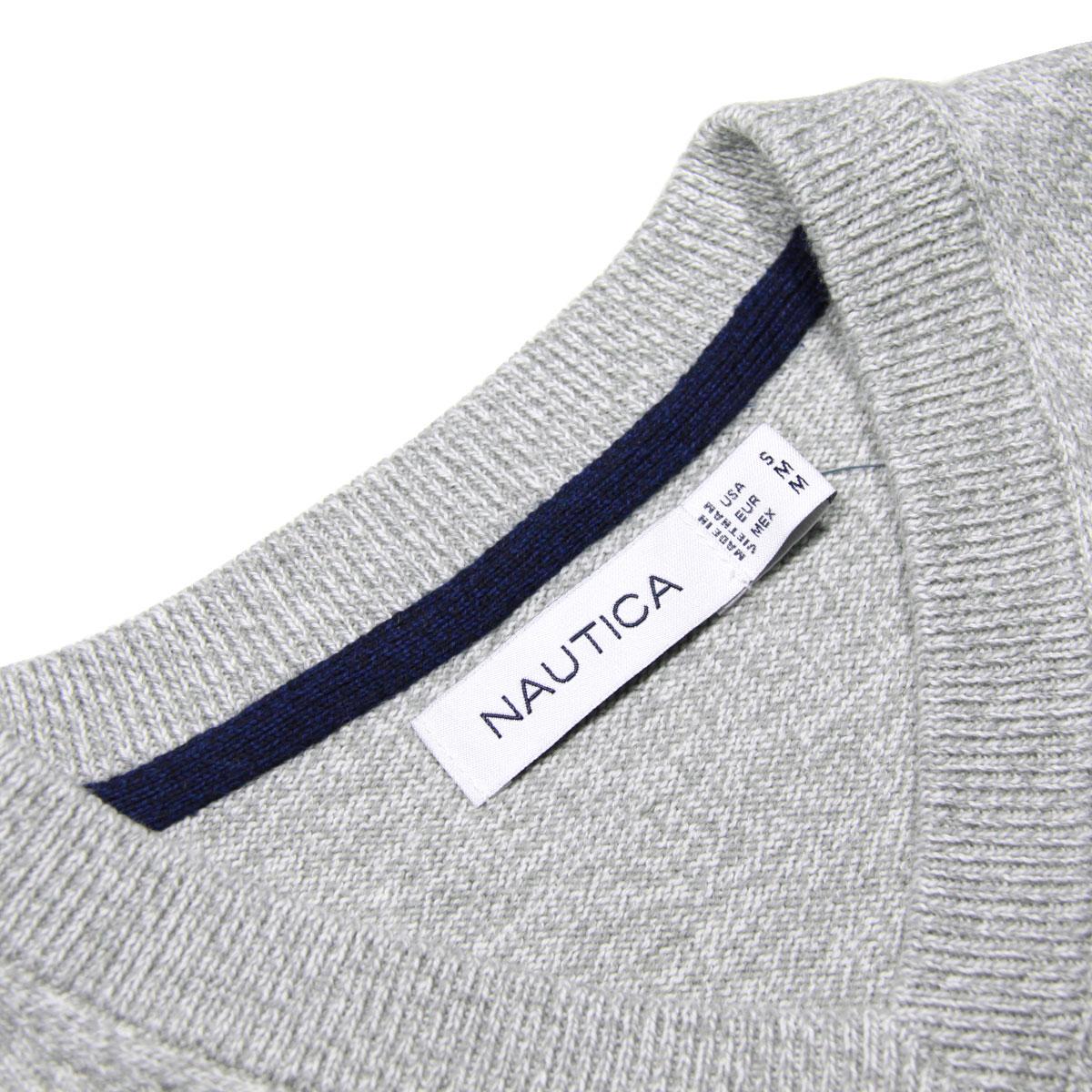 ノーティカ NAUTICA 正規品 メンズ セーター  V-NECK SWEATER