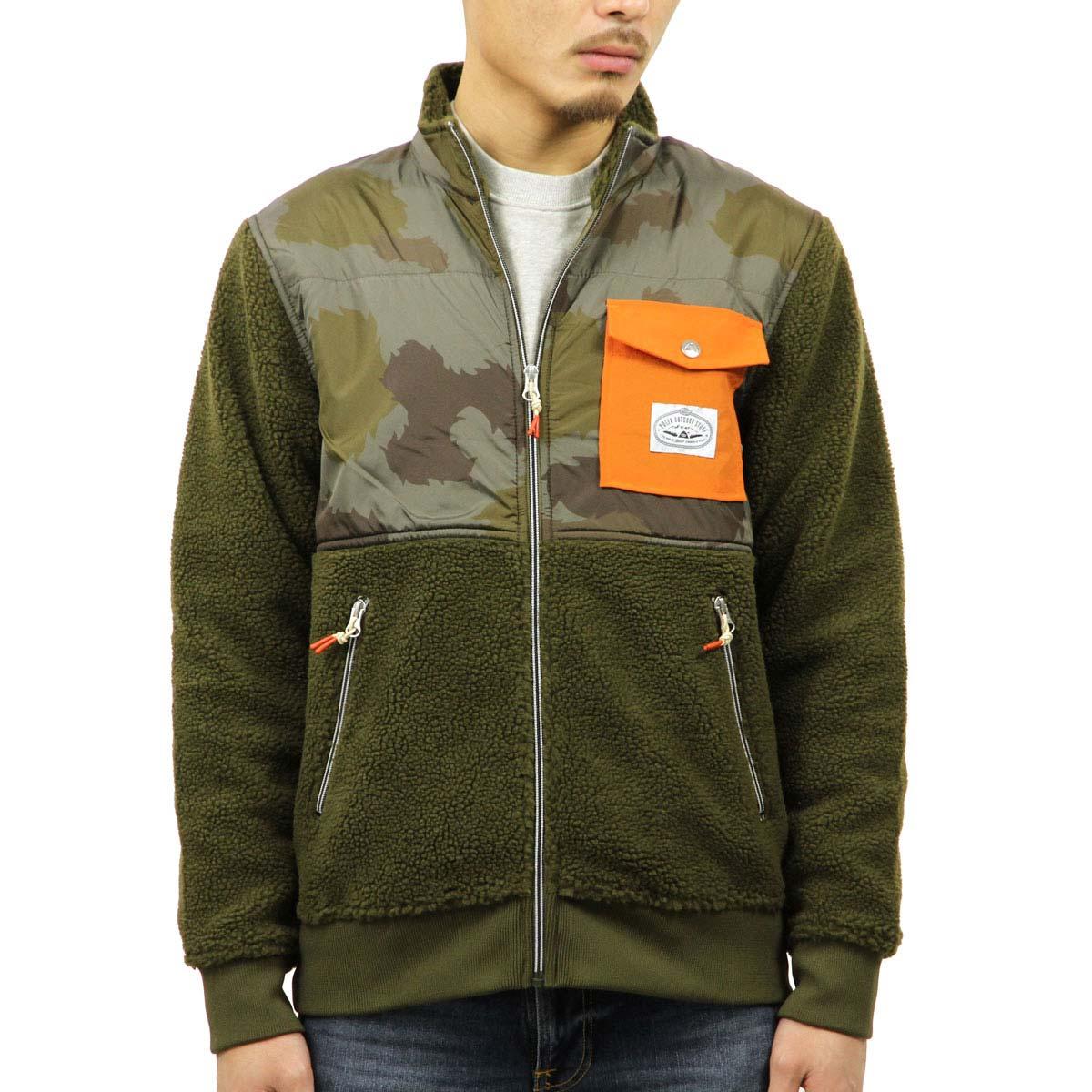 Poler Stuff Half Fleece Jacket Grey