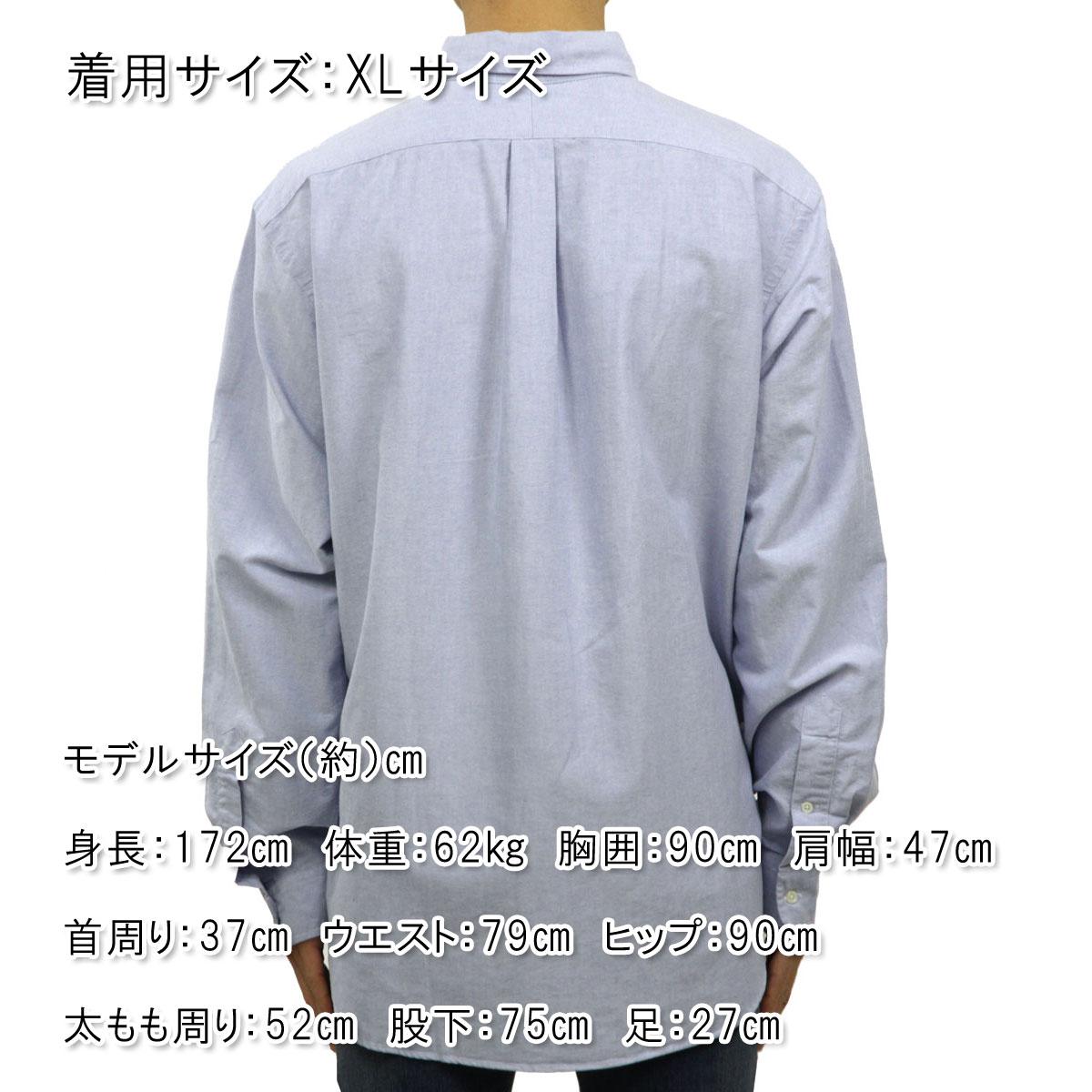 024002466 Polo Ralph Lauren POLO RALPH LAUREN genuine men s long-sleeved shirt  Long-Sleeve Oxford Polo Bear Shirt 10P22Jul14