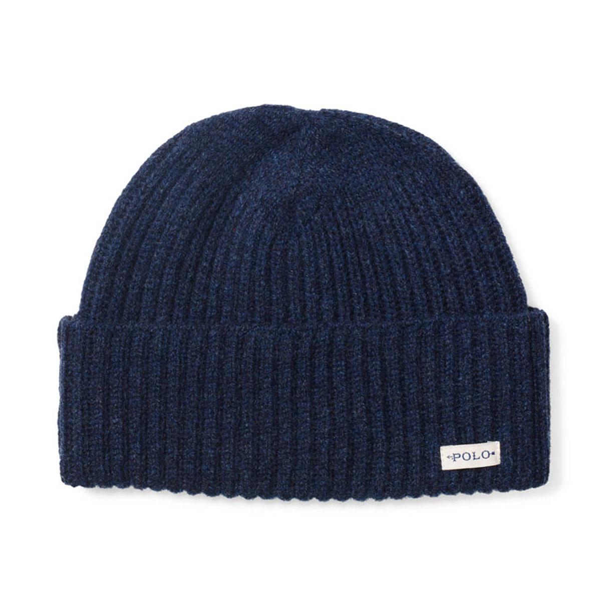 0e5b5942d 30%OFF sale polo Ralph Lauren POLO RALPH LAUREN regular article knit cap  DONEGAL MERINO WOOL WATCH CAP