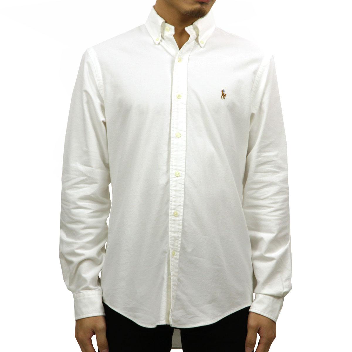 ポロラルフローレン POLO RALPH LAUREN 正規品 メンズ 長袖シャツ Classic-Fit Oxford Shirt