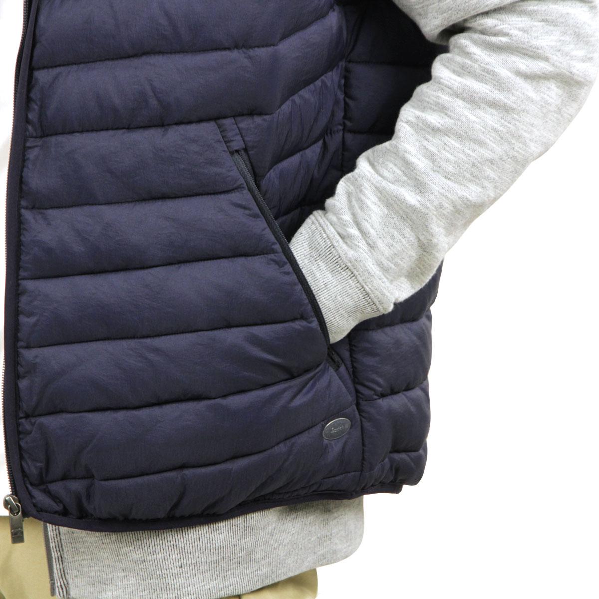 スコッチアンドソーダ SCOTCH&SODA 正規販売店 メンズ アウターベスト Hooded bodywarmer. 132159 57