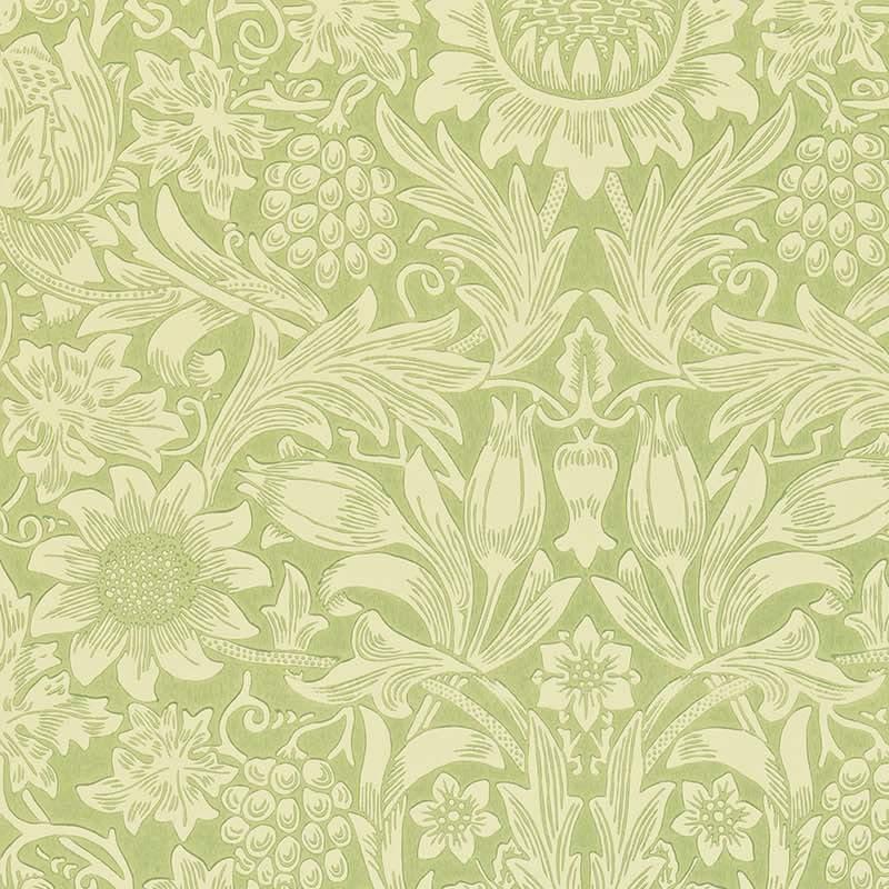 ウィリアムモリス 壁紙 モリス ウォールペーパー インテリア DIY モダン 人気 おしゃれ 植物 ボタニカル クロス 輸入壁紙 イギリス製 英国製 本物 Morris