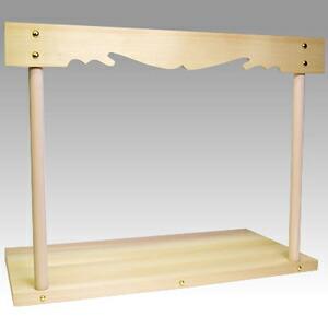 神棚板セット(大) 丸柱雲板付き