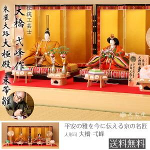 九番 大橋弌峰 本式束帯 黄櫨染 親王飾