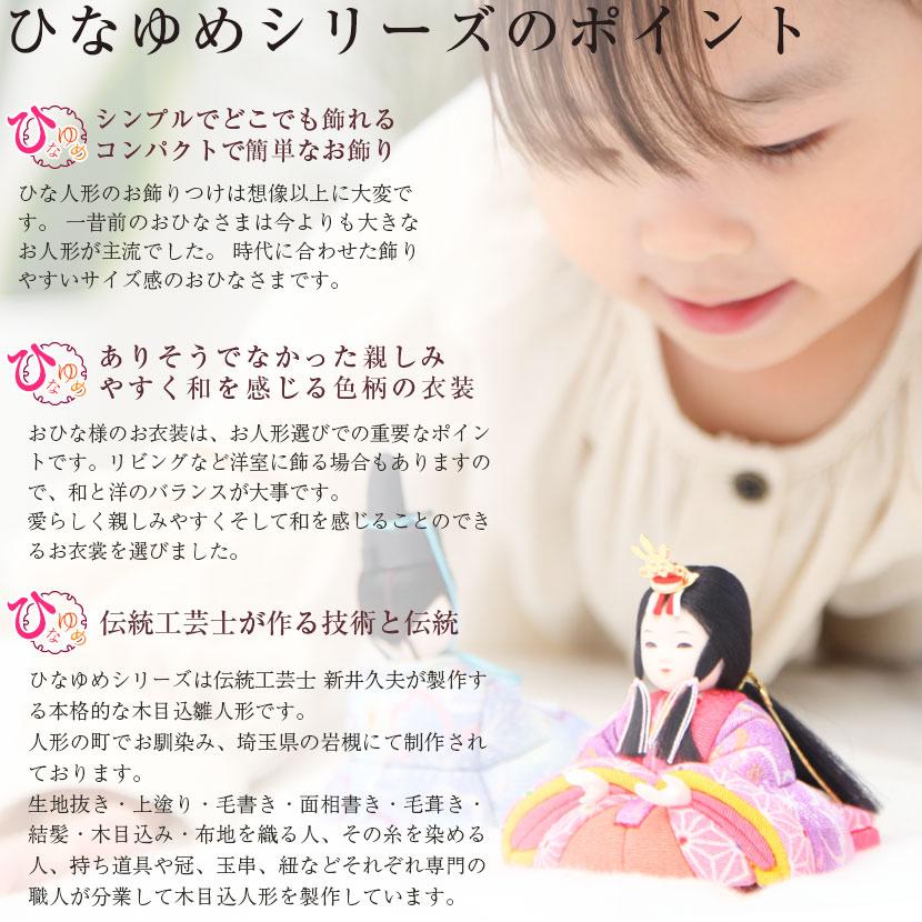 新井久夫 ひなまり 枠-WAKU 十人飾 16 枚目