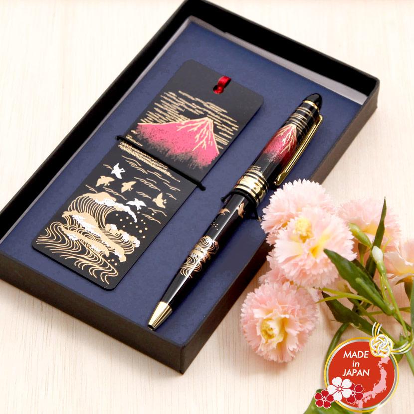漆器 蒔絵 おみやげ 日本製 贈答品 記念品 海外出張 海外からのお客様へ 送料無料