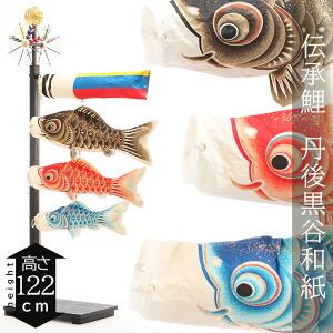 伝承鯉 室内 鯉のぼり