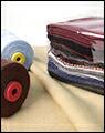 和木綿の布・はぎれ・糸