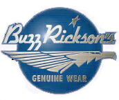 BUZZ RICKSON'S(バズリクソンズ)★その他の フライトジャケットは、コチラをクリック!