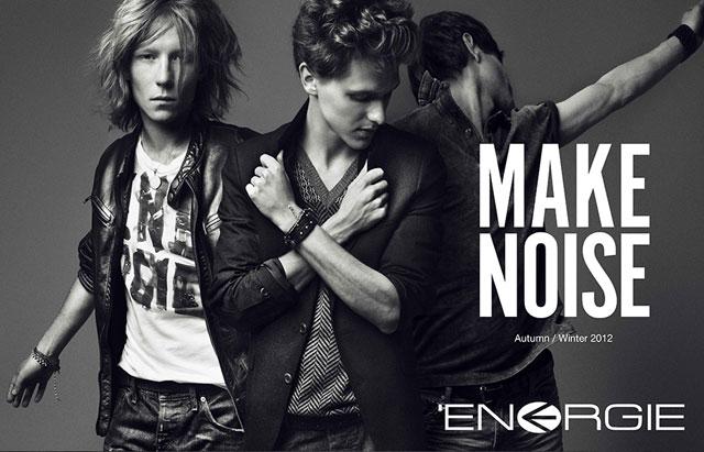 【ENERGIE エナジー】時代に敏感で 「スタイルを持つ男性」のためのブランド。