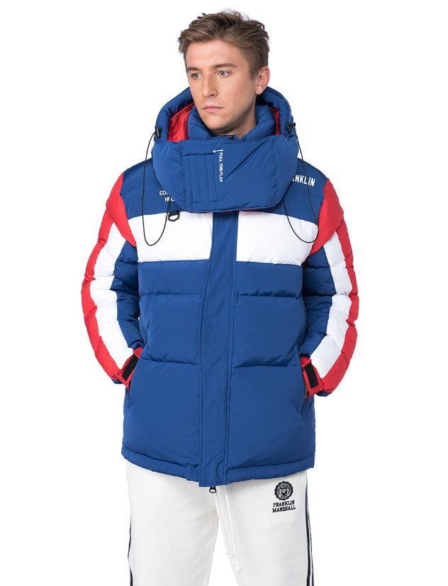 サラリと羽織れば、いつもの着こなしが変わる! 軽量でとっても暖か★フランクリンマーシャルの新作ダウンジャケット,FRANKLIN&MARSHALL,フランクリンアンドマーシャル,DOWN JACKET,ダウンジャケット,#JKMF419ANW18