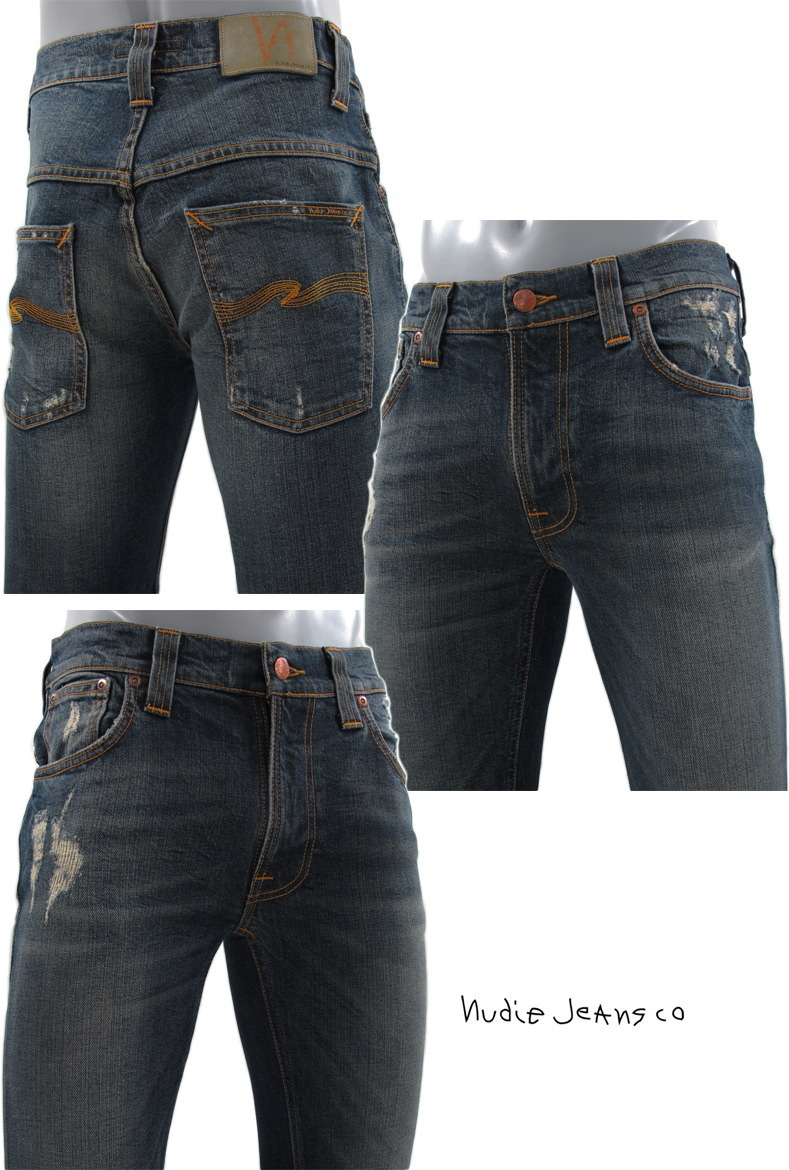 sale 30 off nudie jeans co thin finn tight fit normal waist low yoke. Black Bedroom Furniture Sets. Home Design Ideas
