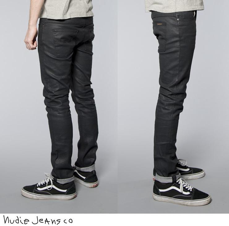 nudie jeans co thin finn back 2. Black Bedroom Furniture Sets. Home Design Ideas