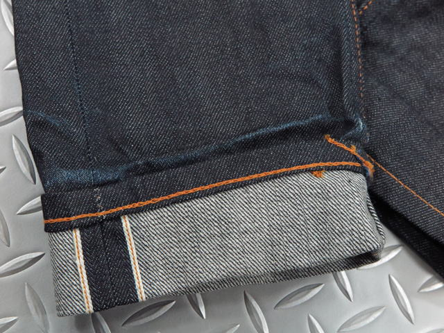 Nudie Jeans co,ヌーディージーンズ,LEAN DEAN,リーンディーン,DARK SELVAGE,ダークセルヴィッチ,12.5 OZ. JAPANESE COMFORT STRETCH SELVAGE DENIM