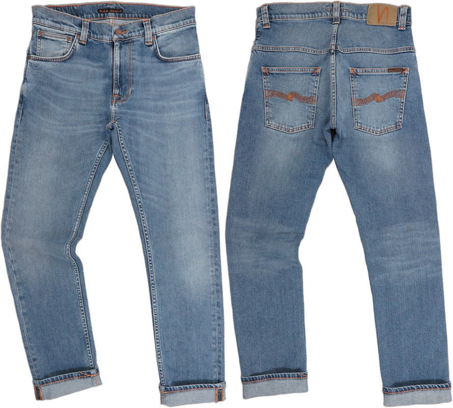 Nudie Jeans co,ヌーディージーンズ,THIN FINN,シンフィン,TIGHT FIT, NORMAL WAIST, LOW YOKE, NARROW LEG, OPENING ZIP FLY,LOST ORANGE,ロストオレンジ