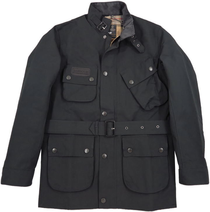 "Barbour,バブアー,INTERNATIONAL SL 2LAYER,インターナショナル SL 2レイヤー,""BARBOUR INTERNATIONAL"",BLACK(ブラック ),MCA0594"