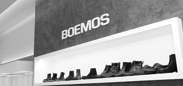 1962年イタリアのフィレンツェにて創業のBOEMOS/ボエモス