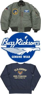 フライトジャケットの真のレプリカを作ることを目指し、1993年に誕生したブランド、BUZZ RICKSON'S(バズリクソンズ)。スペック、素材、フォルム、パーツに至るまで徹底的にこだわり、一着一着にクラフトマンシップを込め、本物だけが持つ魅力に肉迫します。