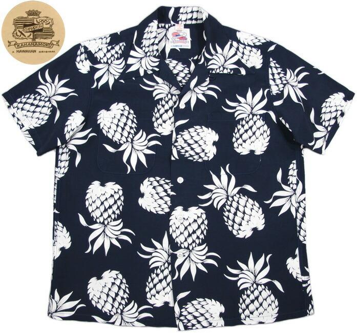 """アロハシャツのモチーフの中でも、非常に人気の高いパイナップル・デザイン,SUN SURF,(サンサーフ),Duke Kahanamoku Special Edition,デューク・カハナモク スペシャルエディション,""""DUKE'S PINEAPPLE"""",デュークス・パイナップルアロハシャツ,"""