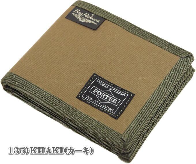 BUZZ RICKSON'S×PORTER,バズリクソンズ×ポーター,JUNGLE CLOTH WALLET,バズリクソンズ×ポーター、ダブルネーム コラボレーション・ウォレット,折り財布,BR02658